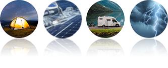 , Venta y distribución mayorista de energía solar fotovoltaica