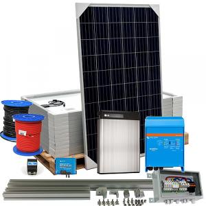 kit solar, Kit Solar Fotovoltaico