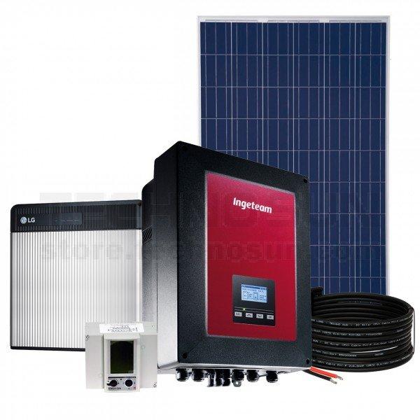 , Kits Solares para sistemas Back-Up / SAI