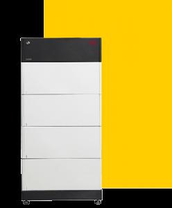 Batería solar de litio BYD Battery Box HVS / HVM Alta tensión