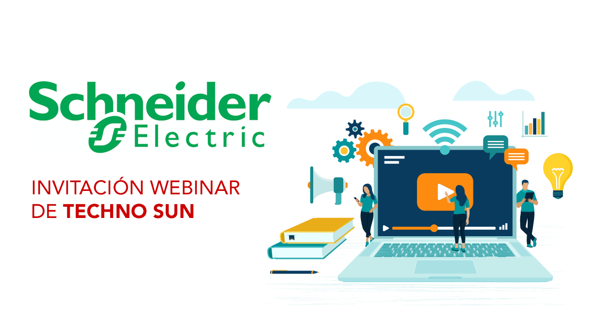 Webinar Schneider Electric