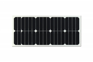 Panel solar flexible Flex025W12V