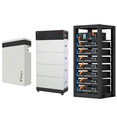 Highlight products: Solar li-ion batteries